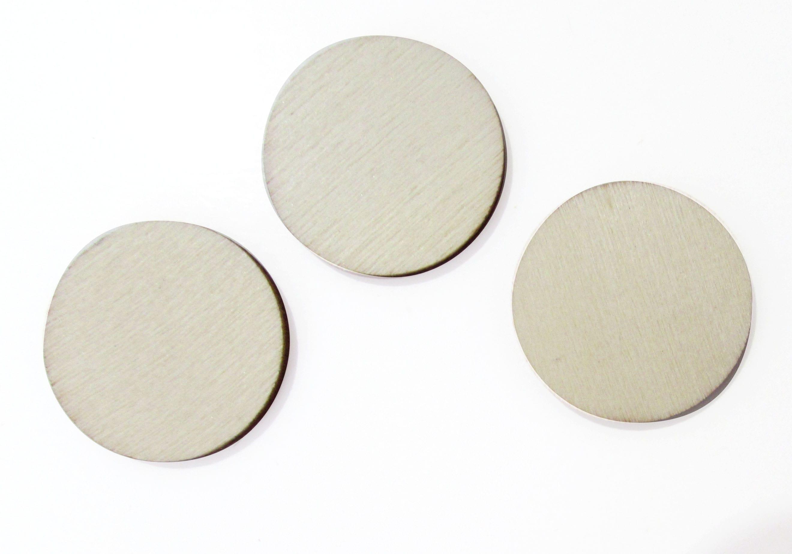 Blank Laser Cut Circles