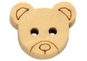 25 Bear Buttons