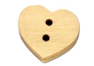 25 Heart Buttons