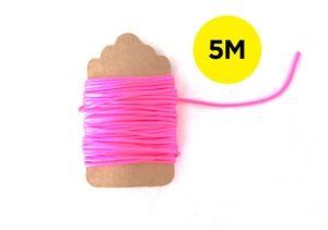 Hot PInk Neon Twine
