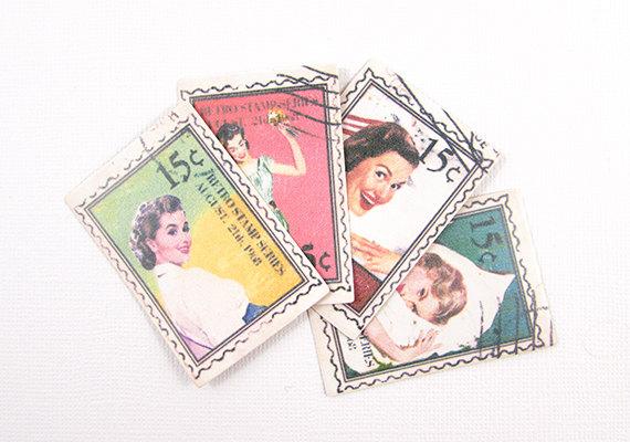 Vintage Retro Stickers
