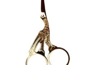 Crane Embroidery Scissors