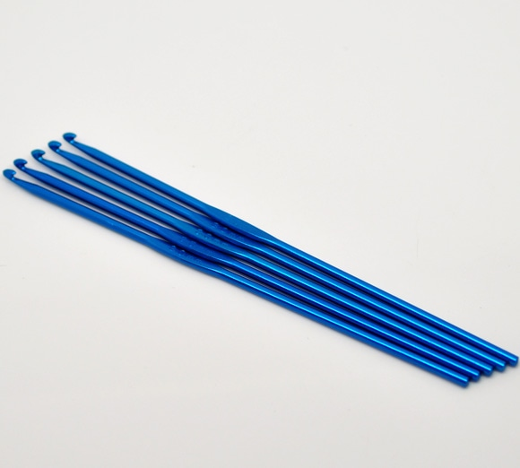 3mm Aluminium Crochet Hook